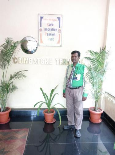 IOCL Coimbatore Terminal External Safety Audit